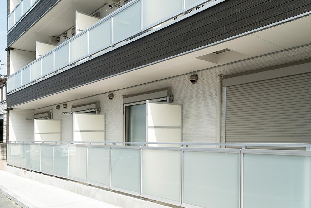 マンションの外壁・ベランダの防水と補強