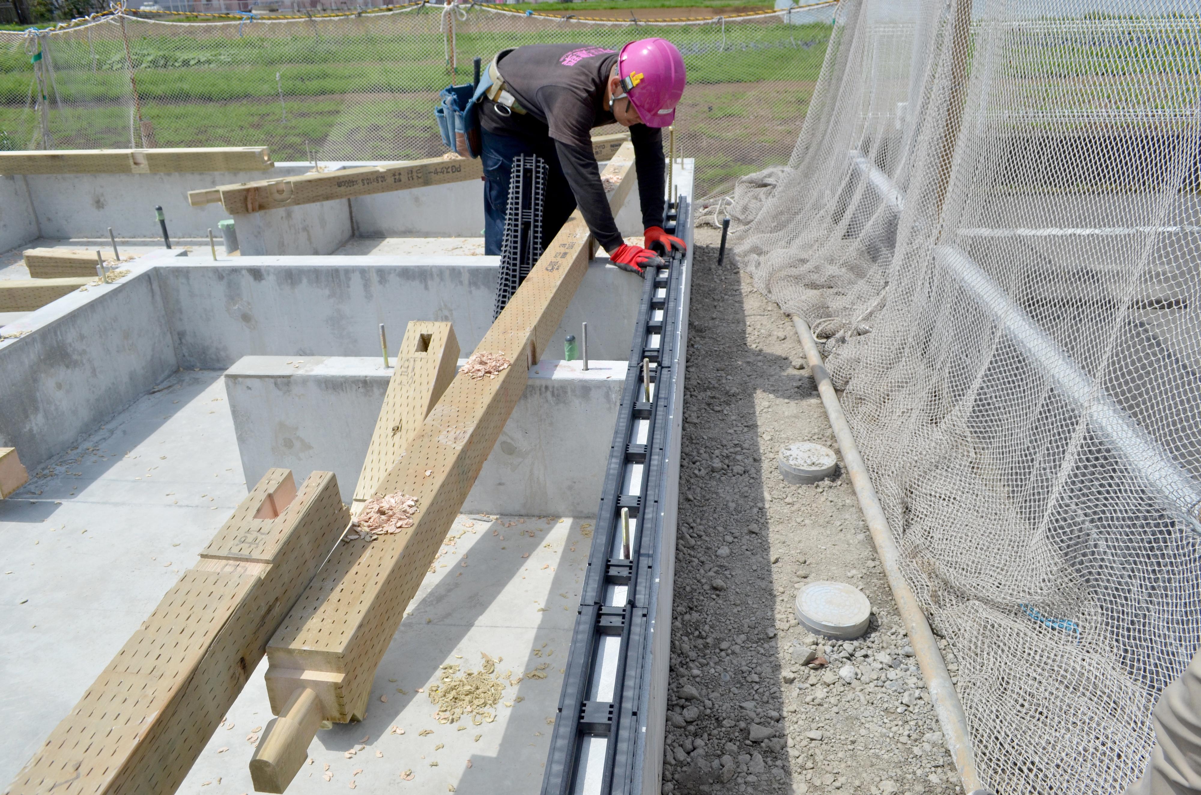 基礎工事に役立つ資格